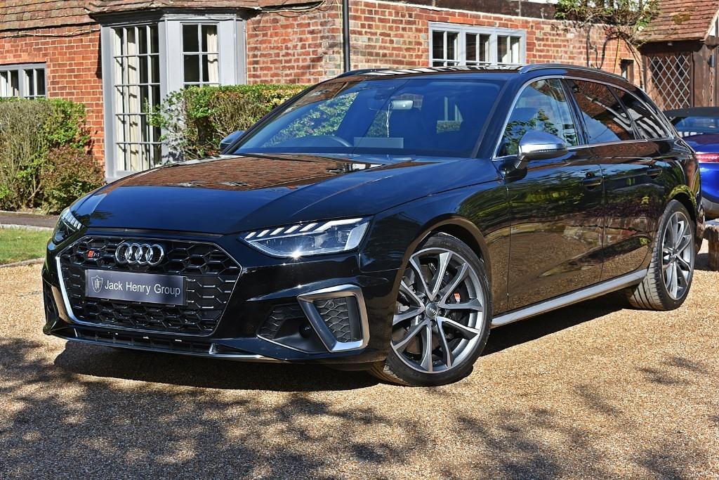 used Audi S4 AVANT TDI QUATTRO in in-kent