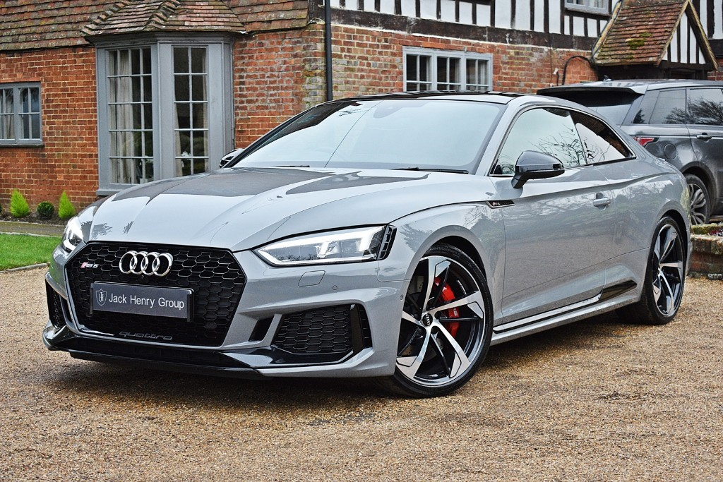 used Audi RS5 TSFI QUATTRO in in-kent