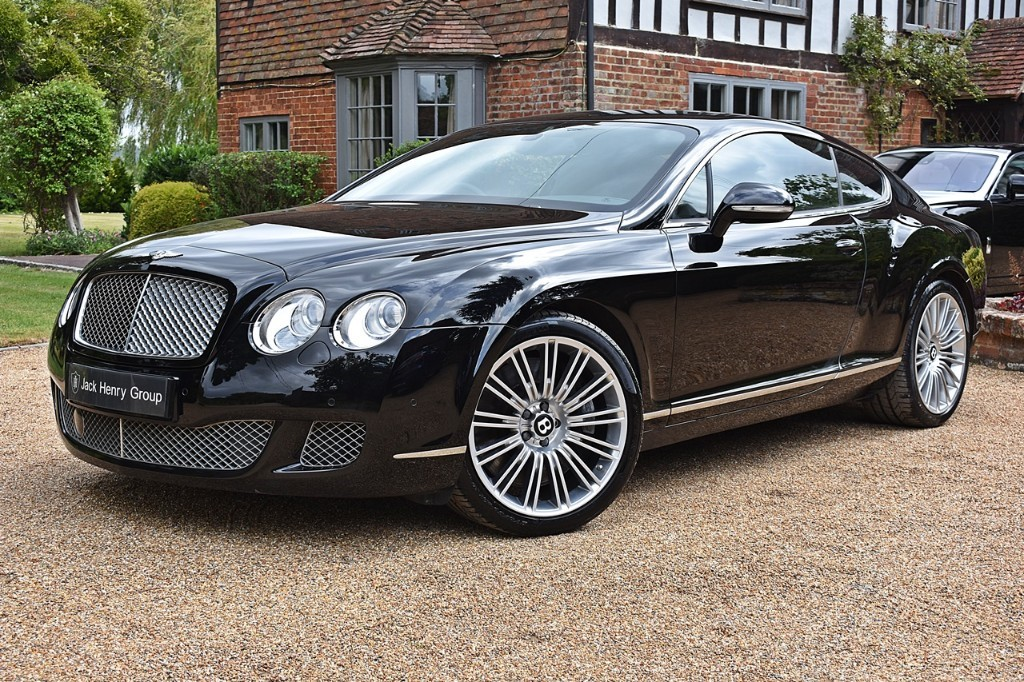 used Bentley Continental GT SPEED in in-kent