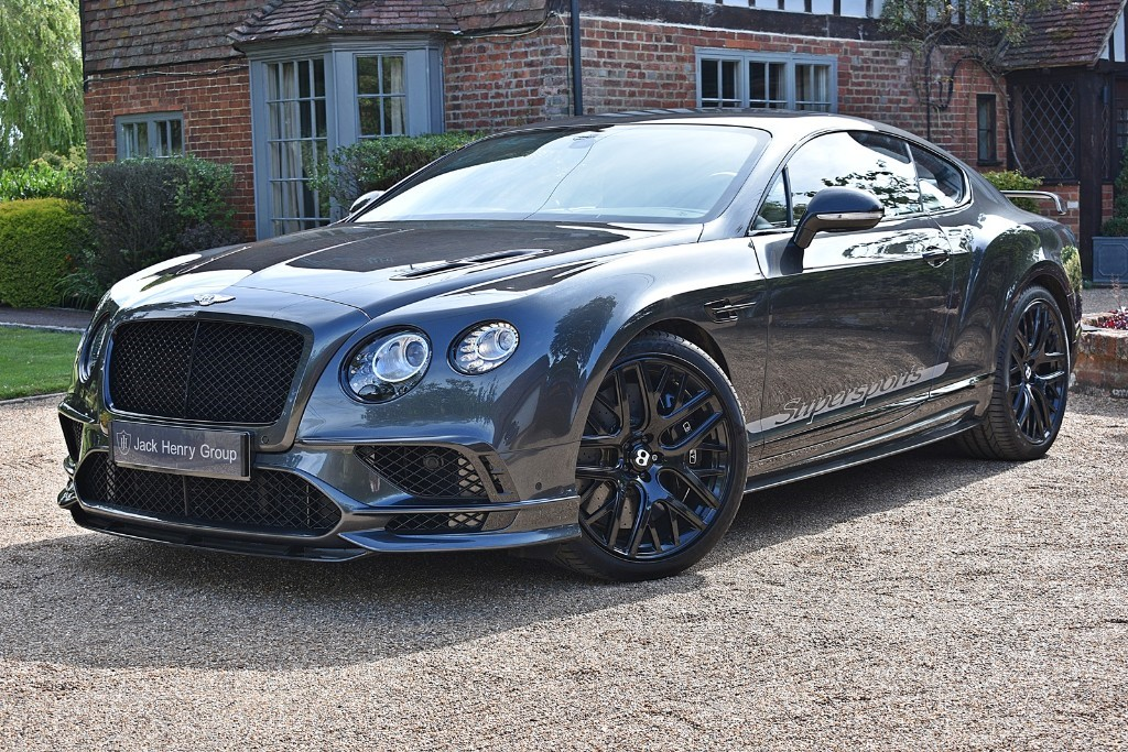 used Bentley Continental CONTINENTAL SUPERSPORTS in in-kent