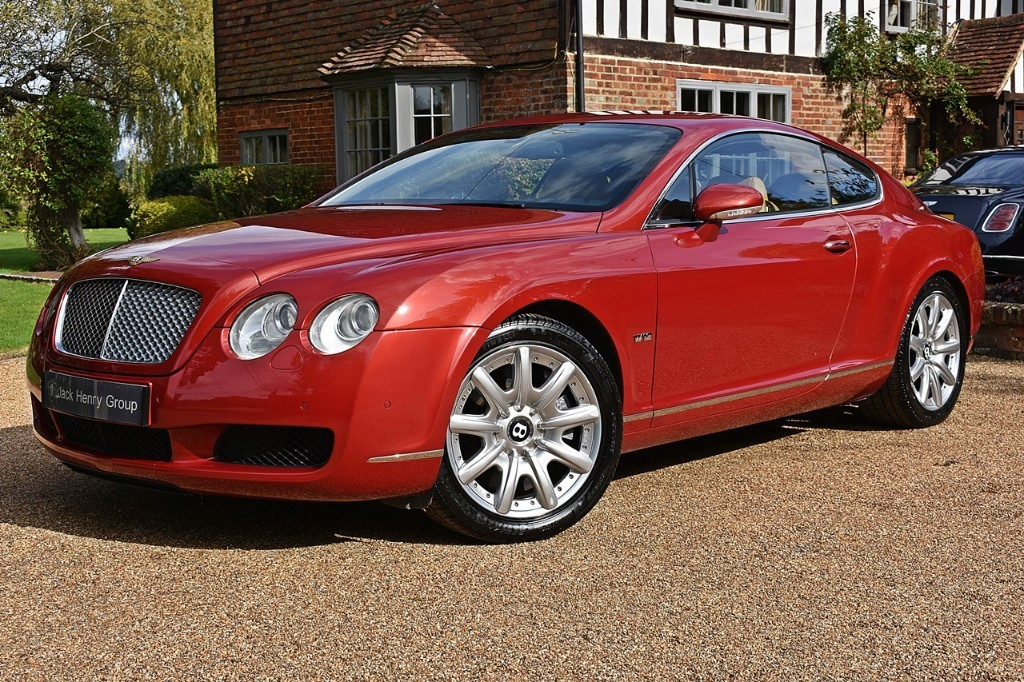 used Bentley Continental GT in in-kent