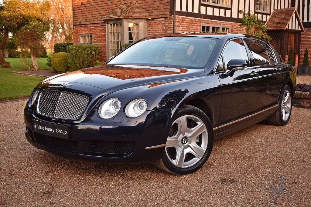 used Bentley Continental Flying Spur 4 SEATS in in-kent