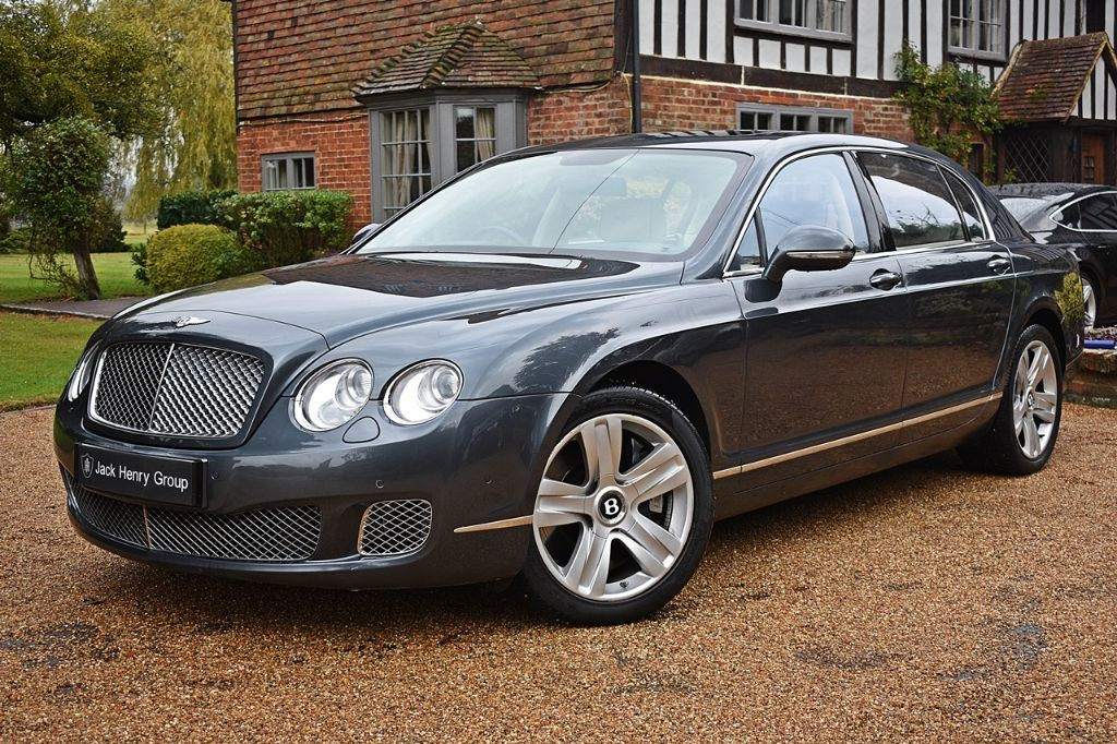 used Bentley Continental Flying Spur  in in-kent