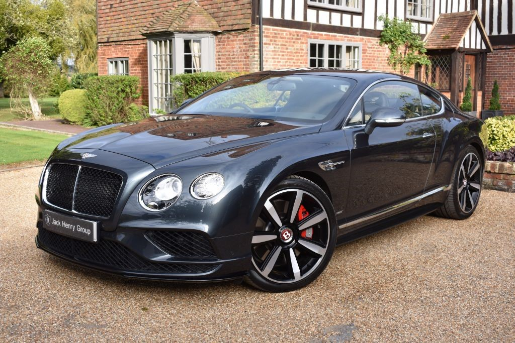 used Bentley Continental GT V8 S MDS in in-kent