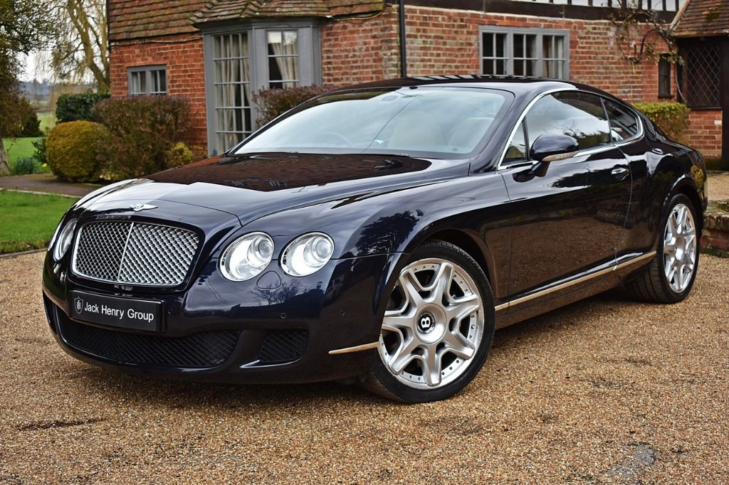used Bentley Continental GT Mulliner Spec in in-kent