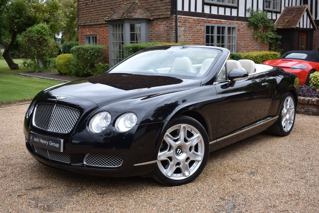 used Bentley Continental GTC  in in-kent