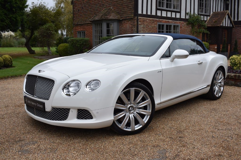 used Bentley Continental GTC GTC in in-kent