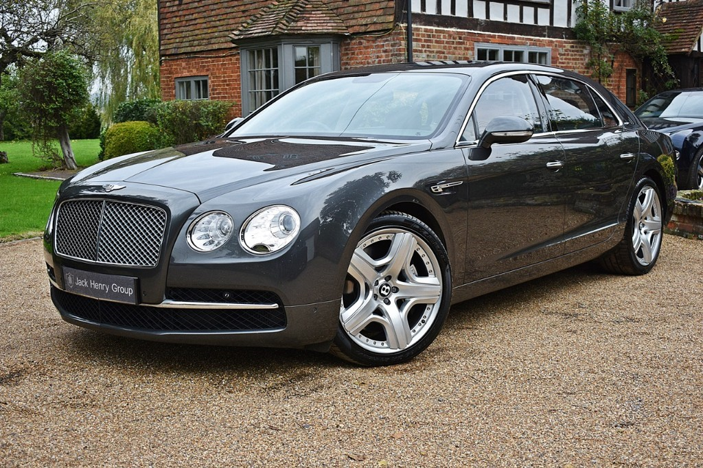 used Bentley Flying Spur W12 MULLINER in in-kent