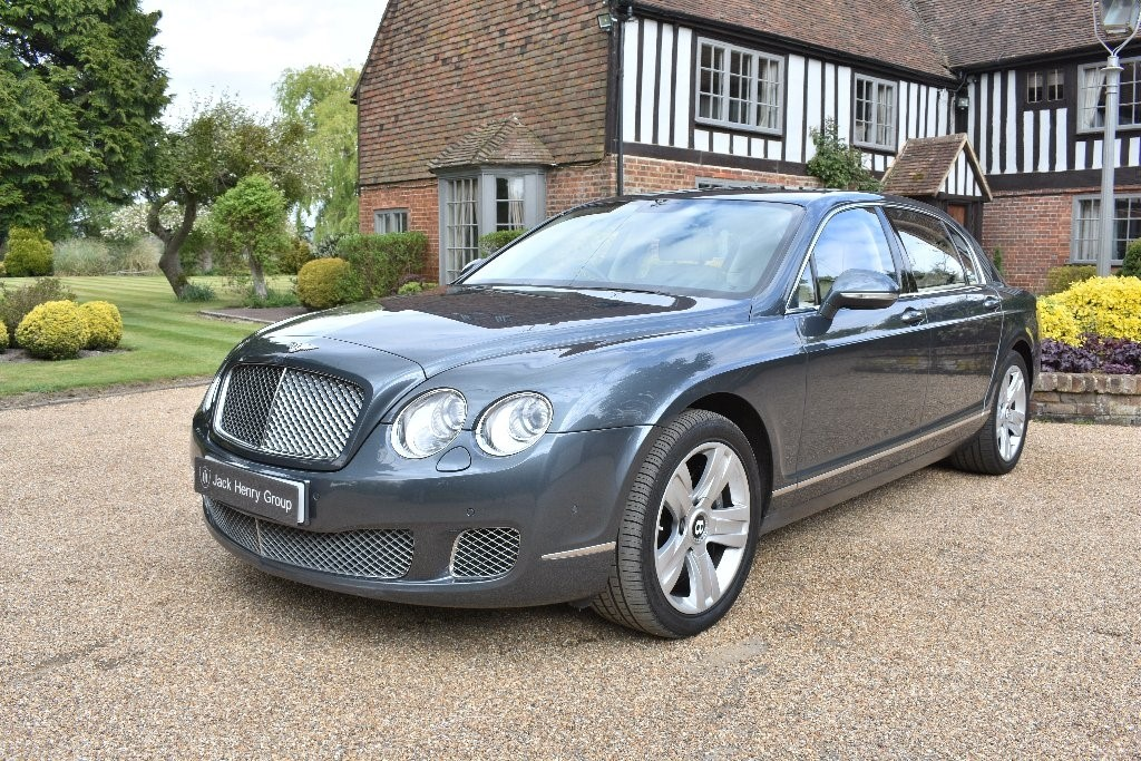 used Bentley Flying Spur 6.0 W12 4dr in in-kent