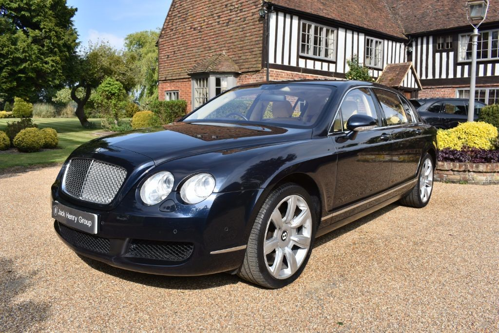 used Bentley Flying Spur 4dr in in-kent