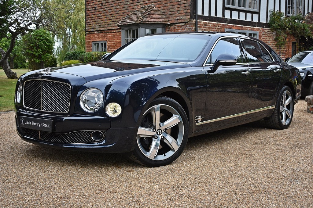 used Bentley Mulsanne V8 SPEED in in-kent