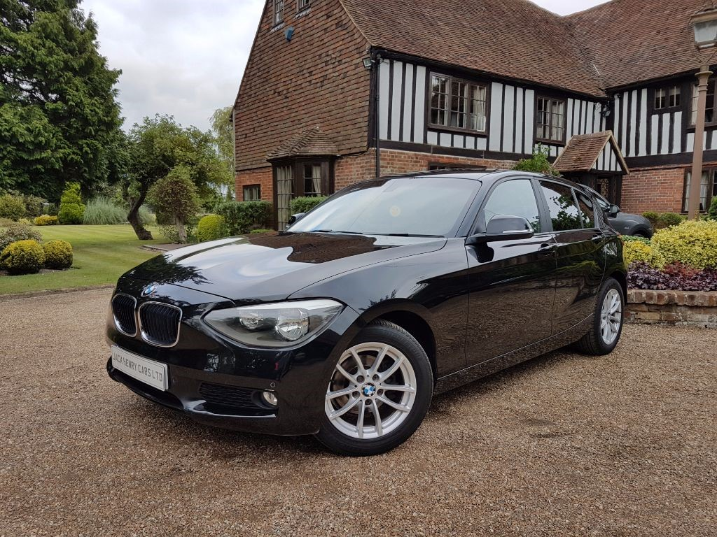 used BMW 116d 1 Series SE 5dr in in-kent