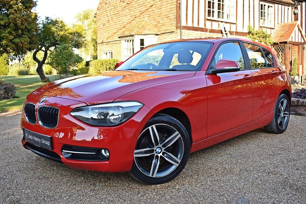 used BMW 116i SPORT in in-kent