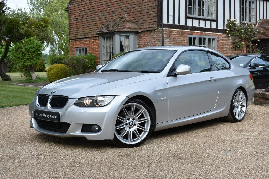 used BMW 320d M SPORT HIGHLINE in in-kent