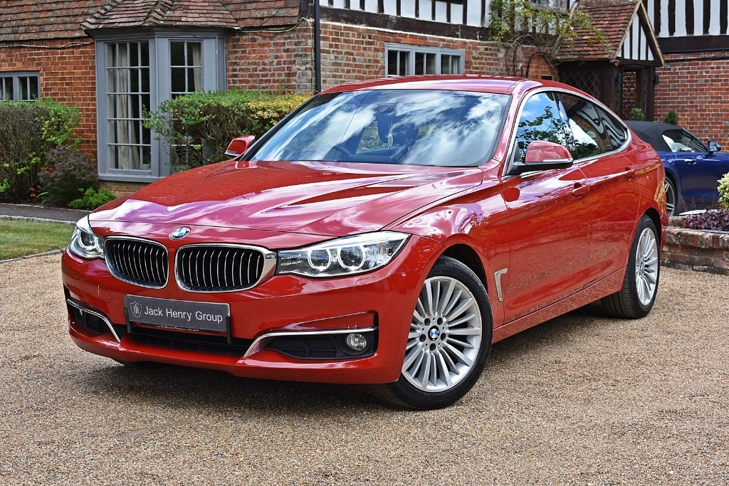 used BMW 320d LUXURY GRAN TURISMO in in-kent