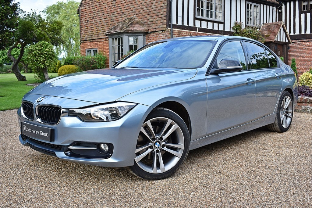 used BMW 320d SPORT in in-kent