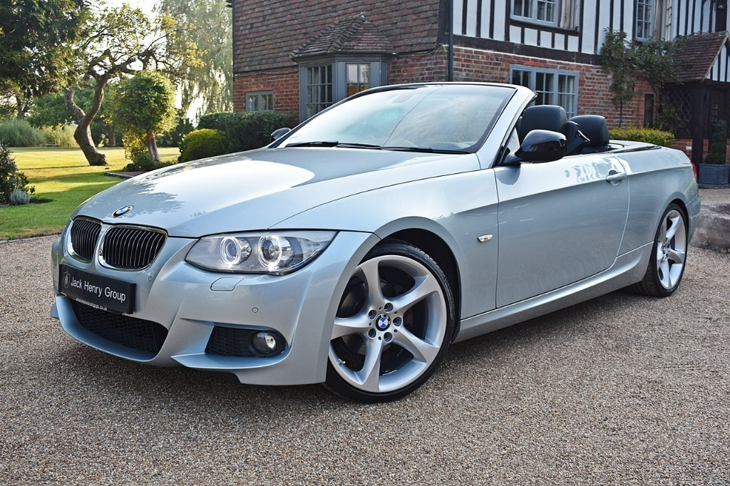 used BMW 320i SPORT PLUS EDITION in in-kent