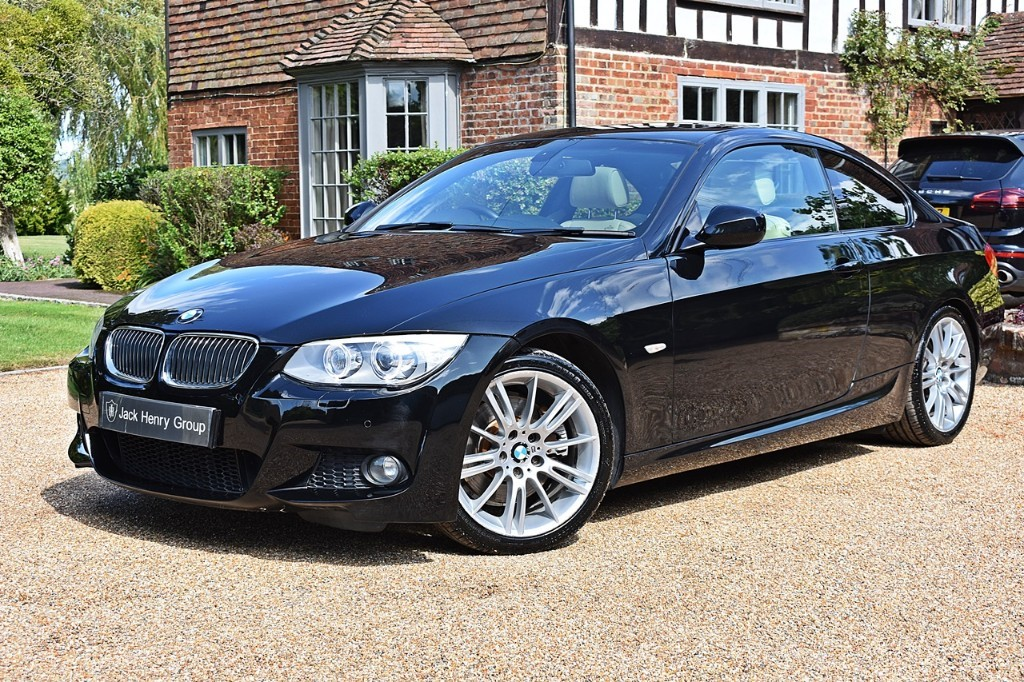 used BMW 330d M SPORT in in-kent