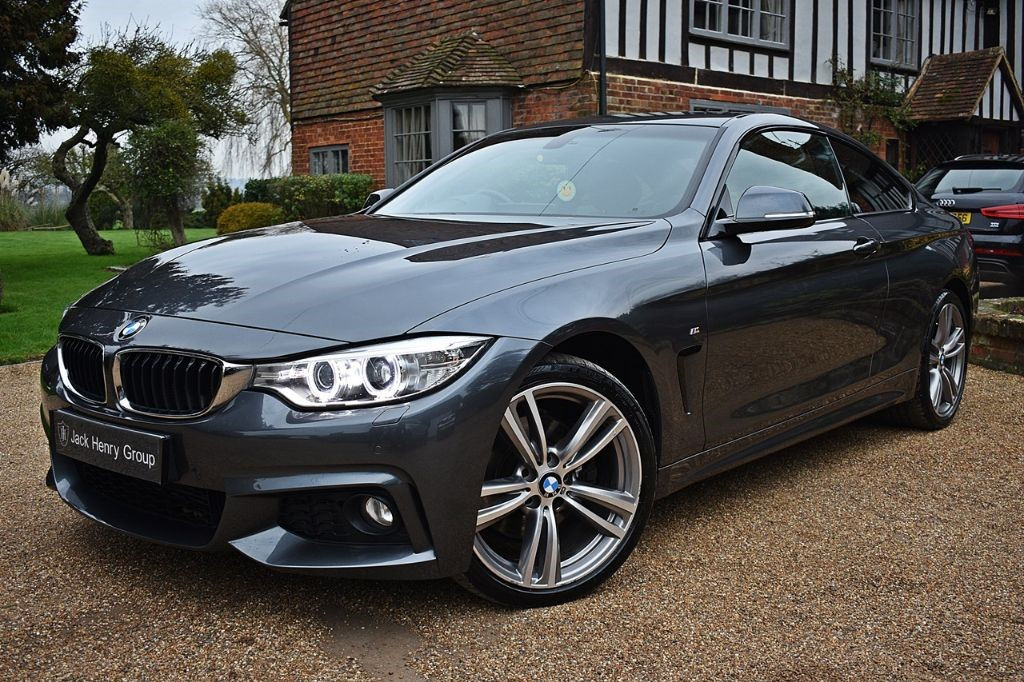 used BMW 430d XDRIVE M SPORT in in-kent