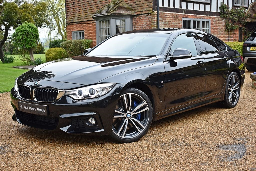 used BMW 440i M SPORT GRAN COUPE in in-kent