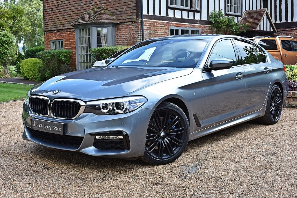 used BMW 530d M SPORT in in-kent