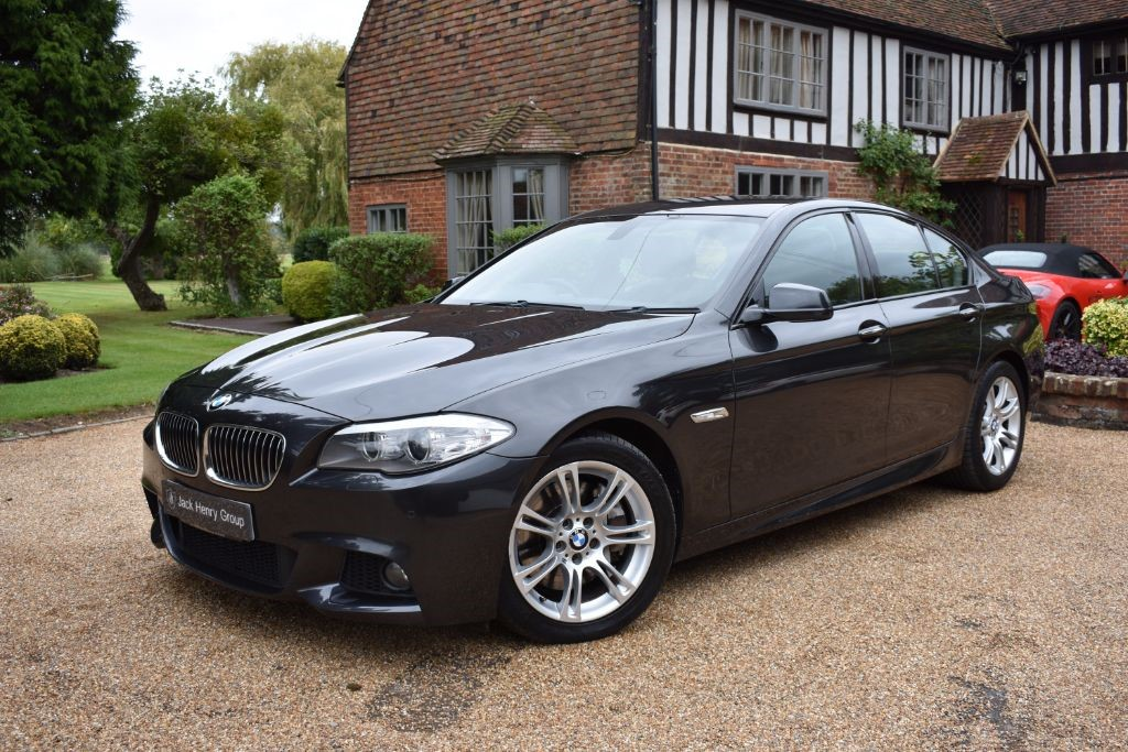 used BMW 535d M SPORT in in-kent