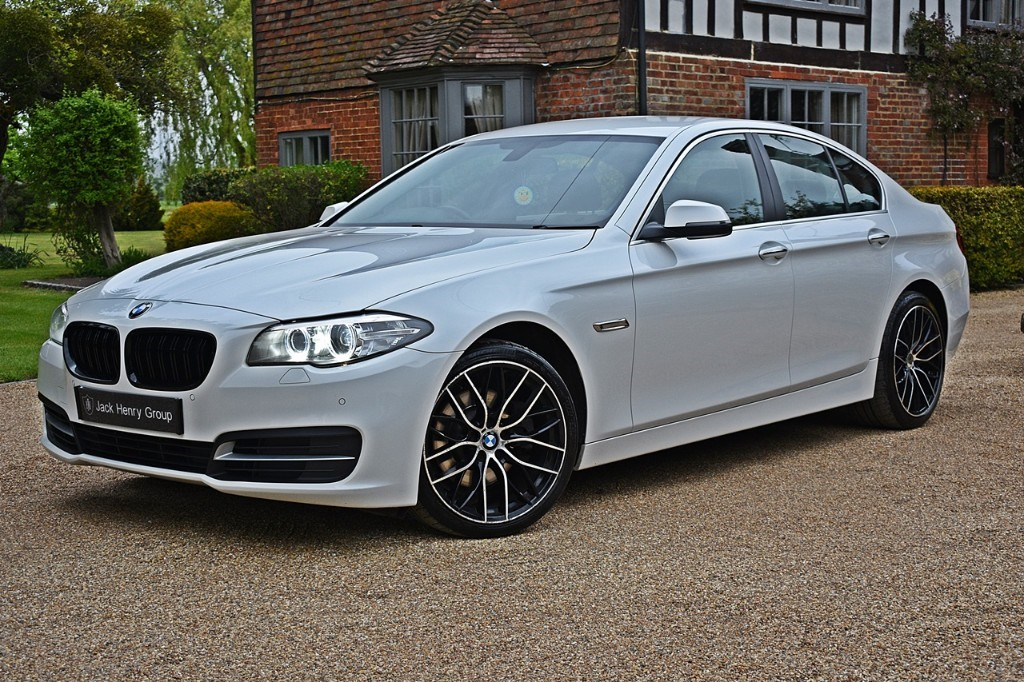 used BMW 520i SE Auto in in-kent