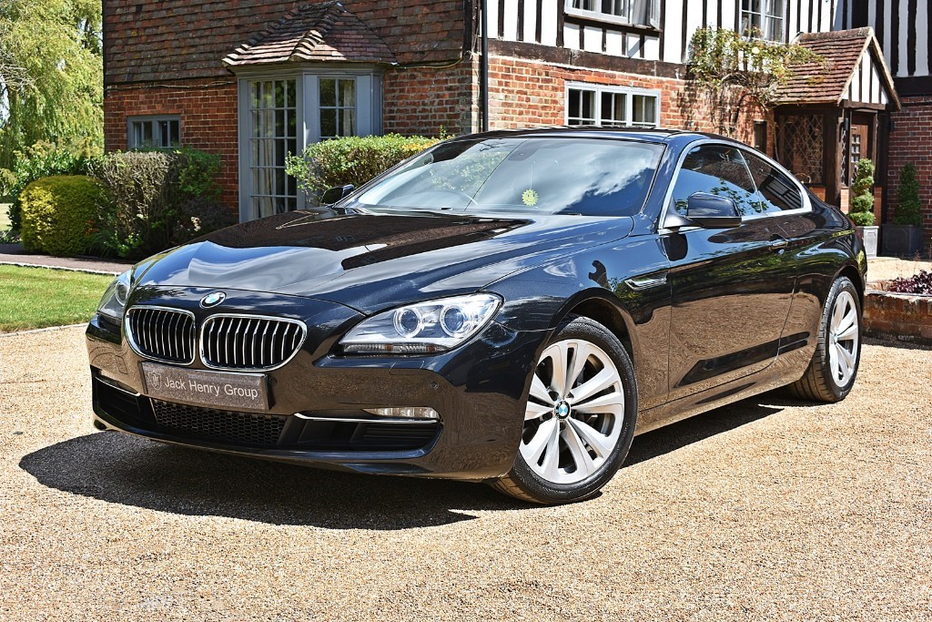 used BMW 640d SE in in-kent