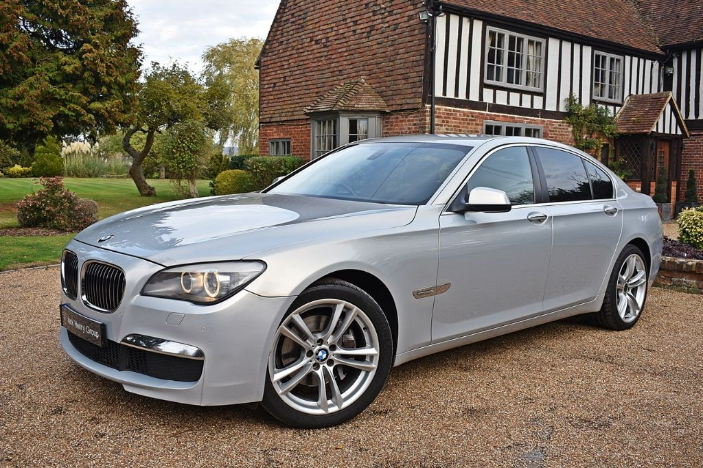 used BMW 730d M SPORT LUXURY EDITION in in-kent