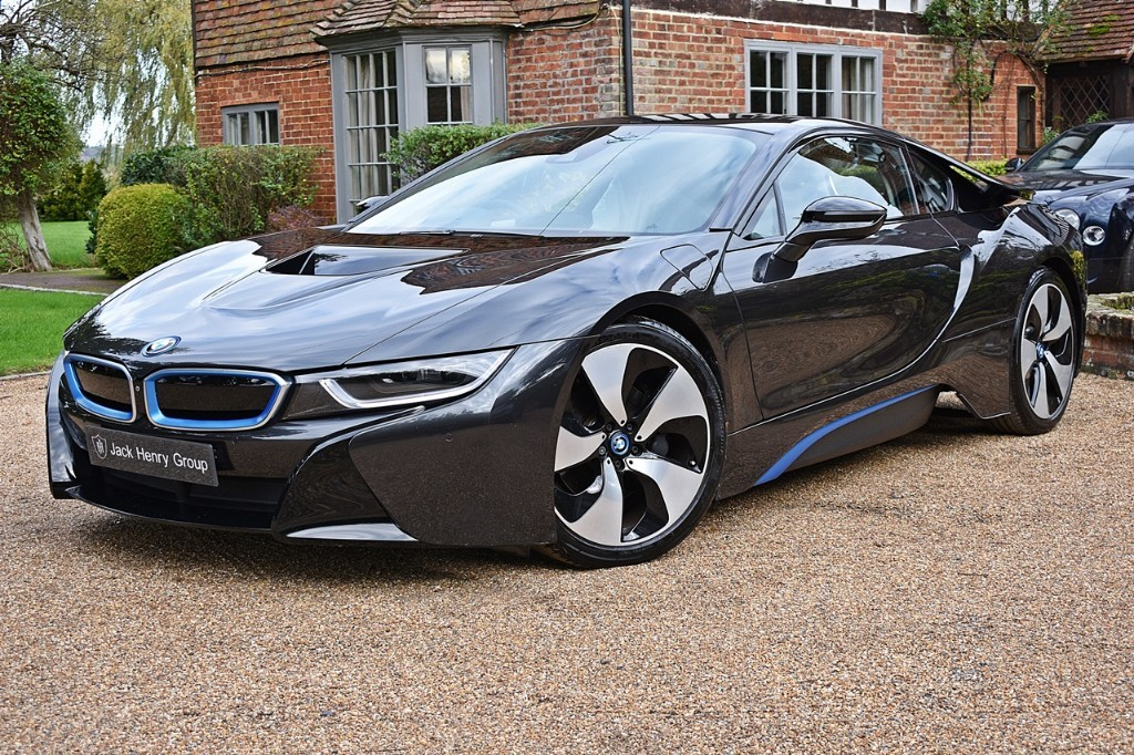 used BMW i8 I8 in in-kent