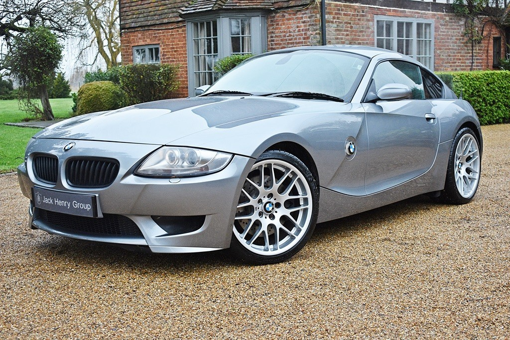 used BMW M Coupe Z4 in in-kent