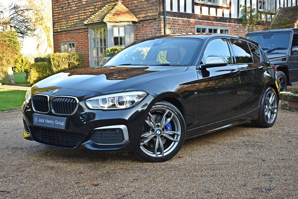 used BMW M140i  in in-kent