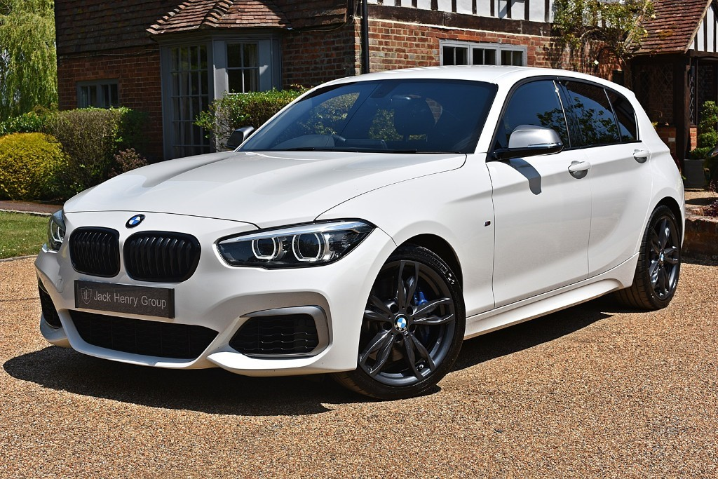 used BMW M140i SHADOW EDITION in in-kent