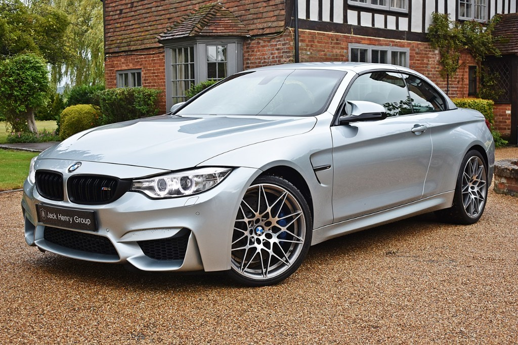 used BMW M4 COMPETITION PACKAGE in in-kent