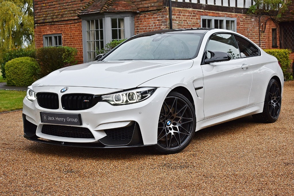 used BMW M4 COMPETITION in in-kent