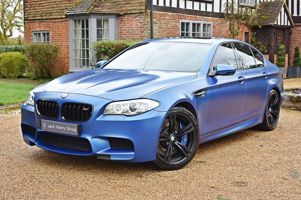 used BMW M5 M PERFORMANCE EDITION in in-kent