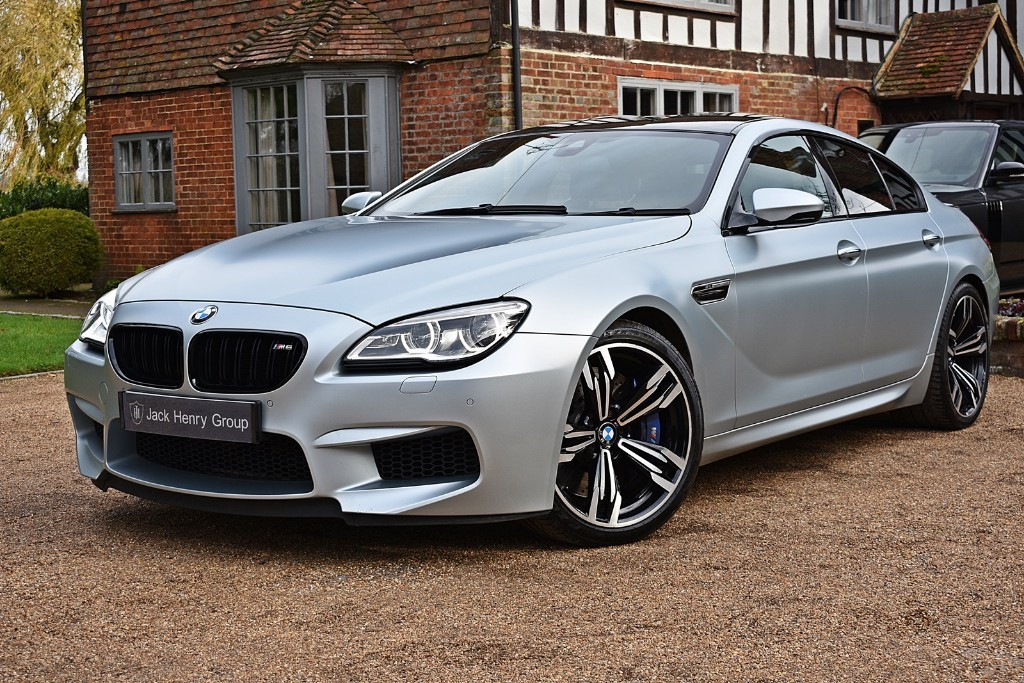 used BMW M6 GRAN COUPE in in-kent