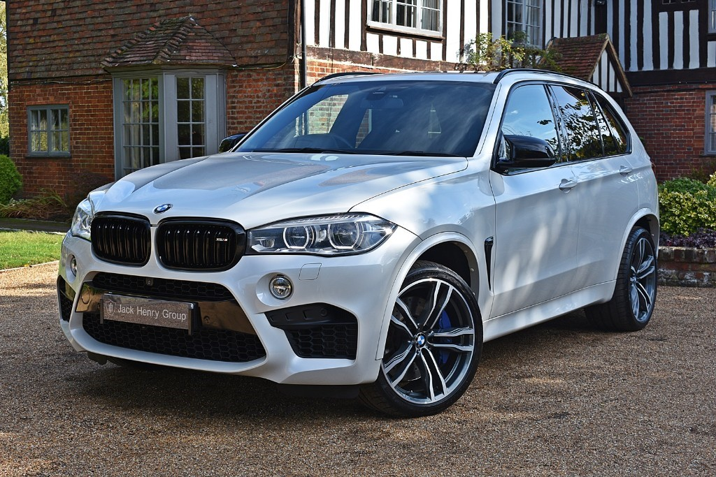 used BMW X5 M in in-kent