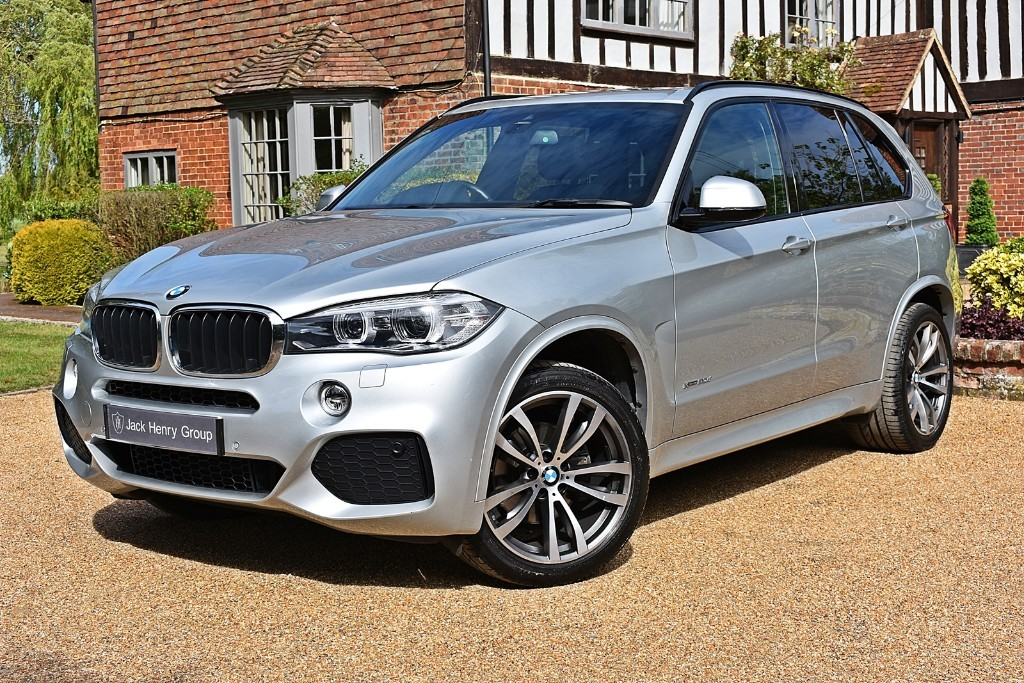 used BMW X5 XDRIVE30D M SPORT in in-kent