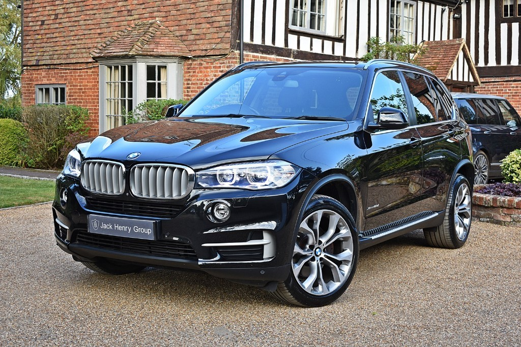 used BMW X5 XDRIVE40D SE in in-kent