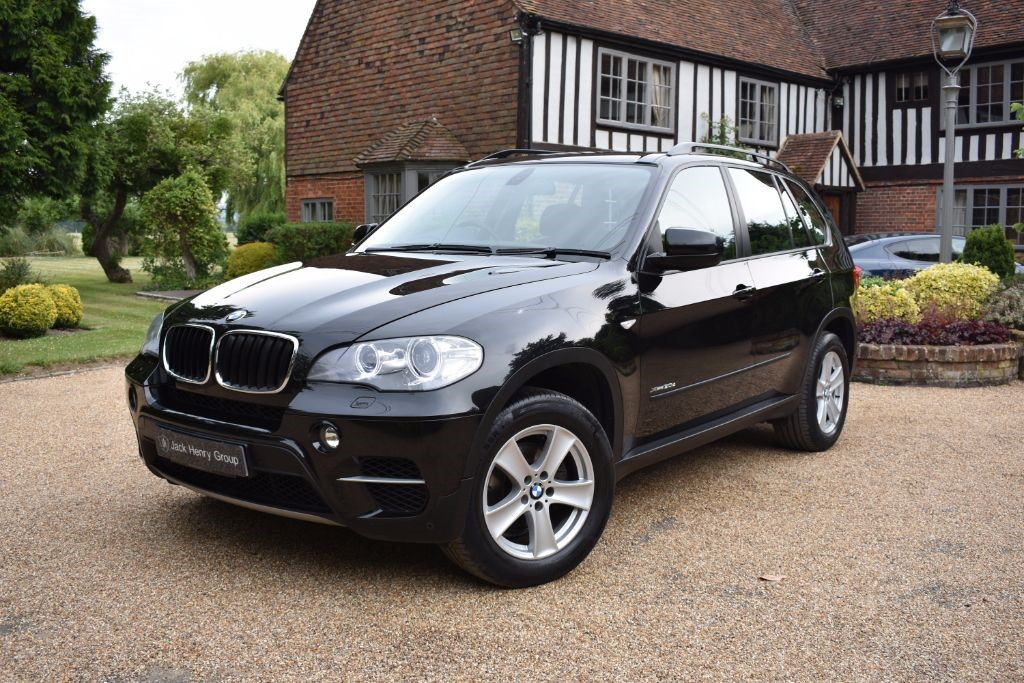 used BMW X5 XDRIVE30D SE in in-kent