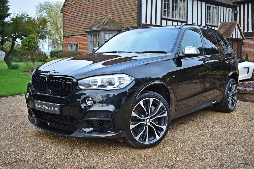 used BMW X5 M 50D in in-kent