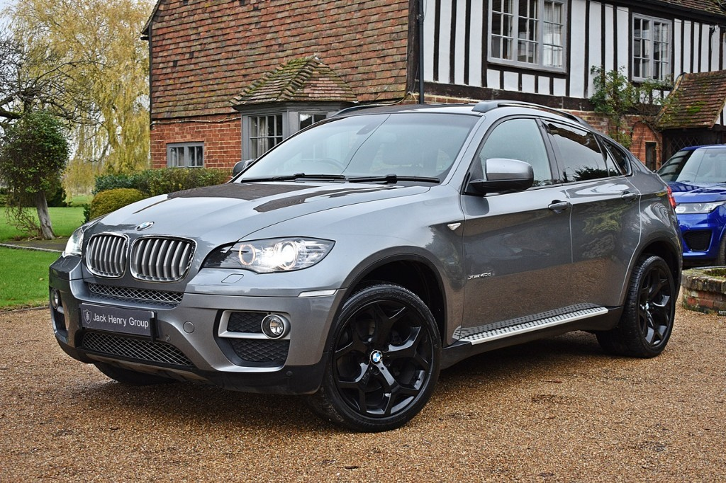 used BMW X6 XDRIVE40D in in-kent