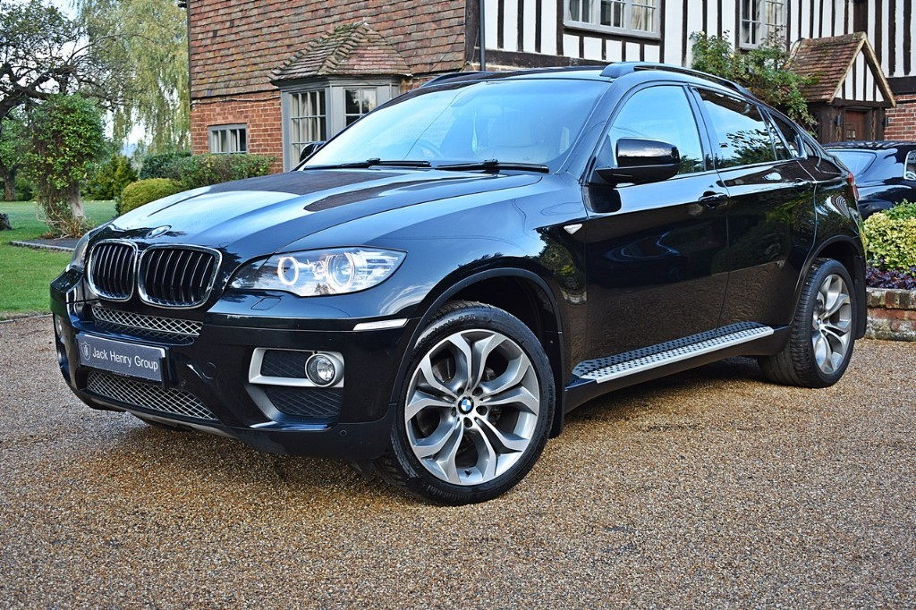 used BMW X6 XDRIVE30D in in-kent