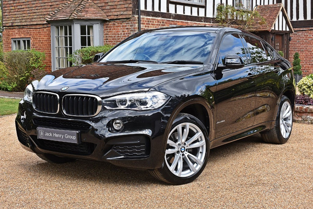 used BMW X6 XDRIVE30D M SPORT in in-kent