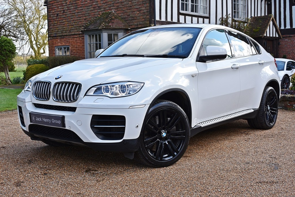 used BMW X6 M50D in in-kent
