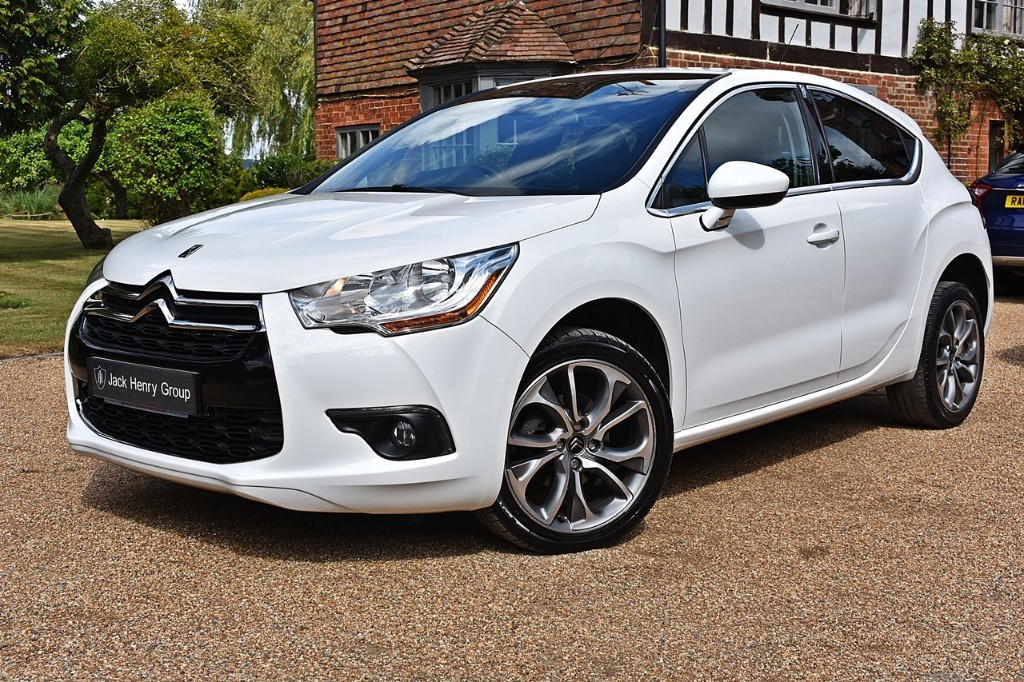 used Citroen DS4 E-HDI DSTYLE in in-kent