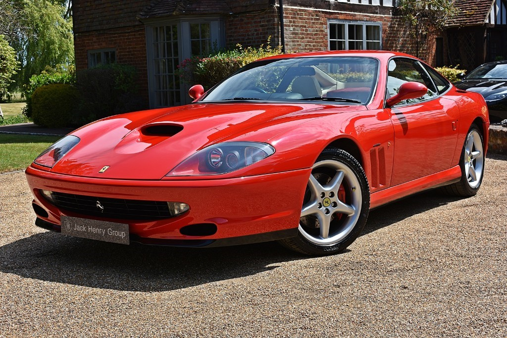 used Ferrari 550 Maranello in in-kent