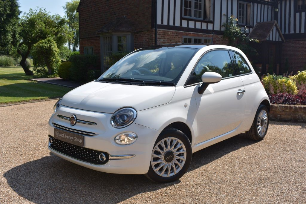 used Fiat 500 LOUNGE in in-kent