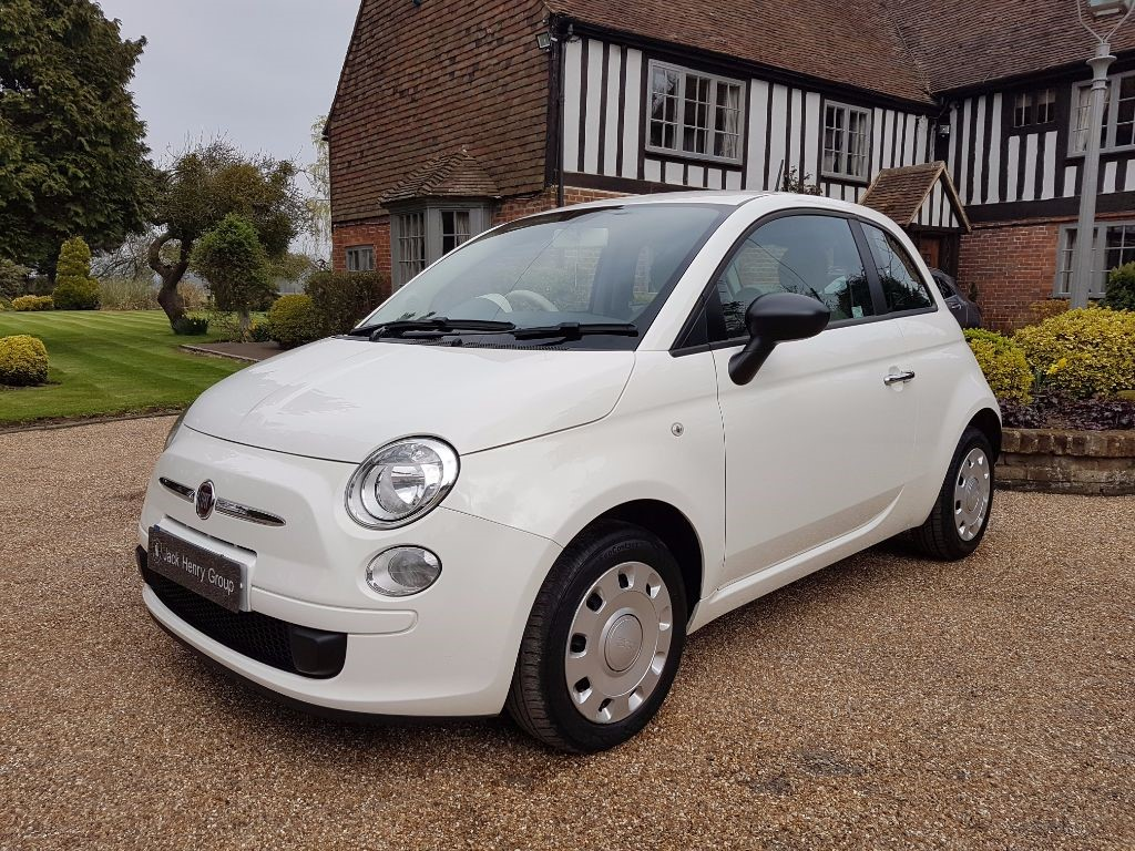used Fiat 500 1.2 Pop 3dr in in-kent